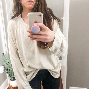 Lunar daze soft slouchy vintage sweater a5*